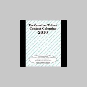 Canadian Writers' Contest Calendar