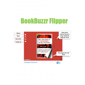 BookBuzzr Flipper