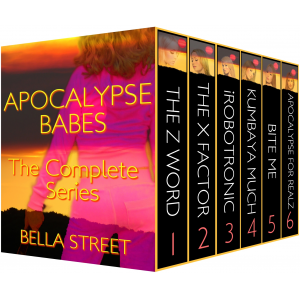 Apocalypse Babes: The Complete Series