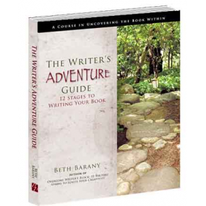 The Writer's Adventure Guide: 12 Stages to Writing Your Books by Beth Barany