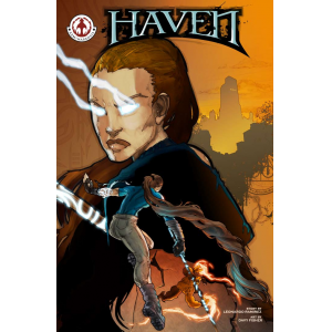 HAVEN: A Graphic Novel