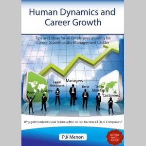 Human Dynamics and Career Growth