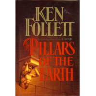 The Pillars of the Earth [Mass Market Paperback] by Ken Follett