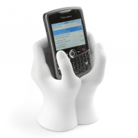 Tech Tools Desktop Madness Series Hand Cell Phone Holder (HS-8038) by Tech Tools - Worth $12.95