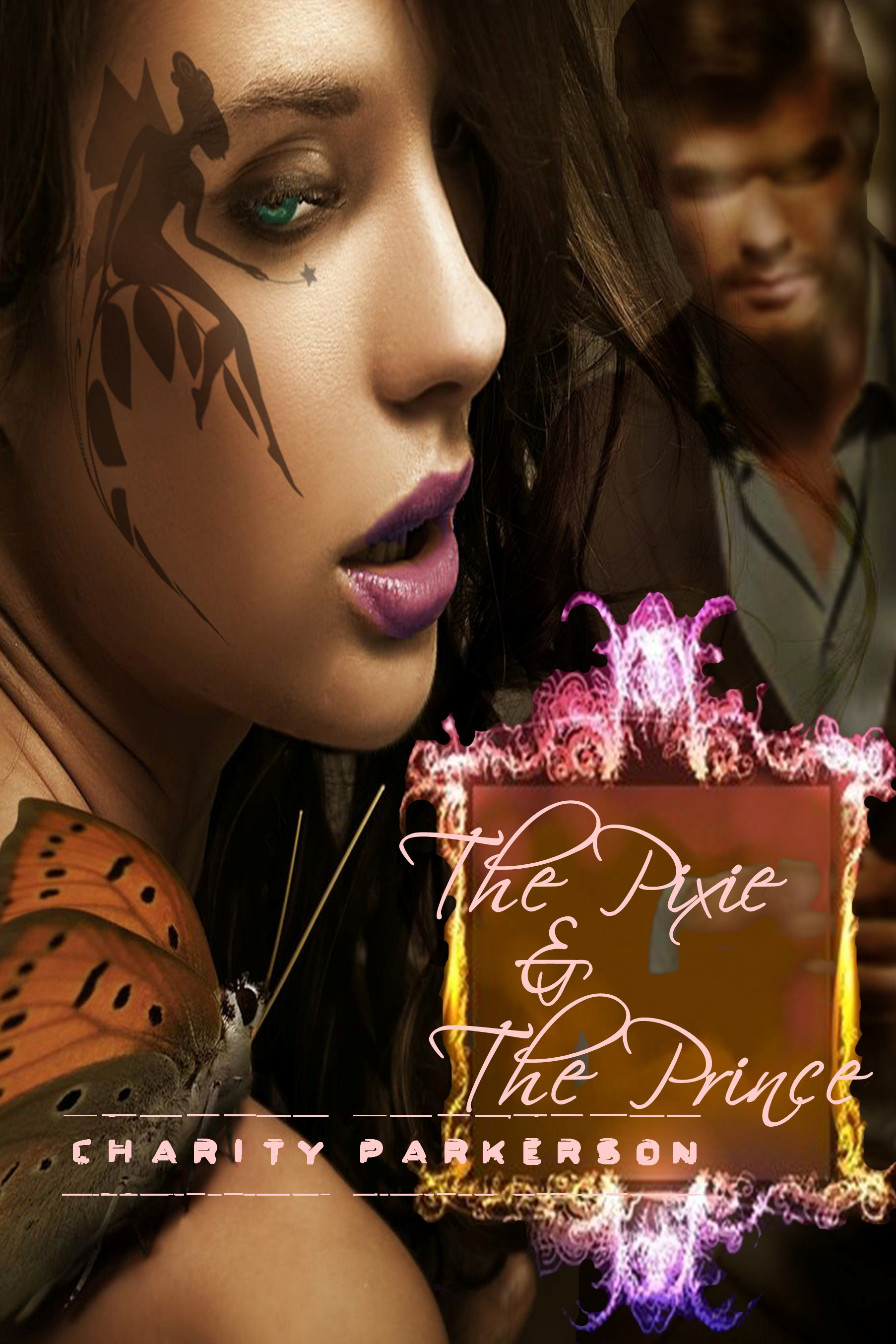 The Pixie & The Prince (Sexy Witches)