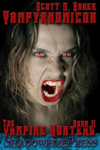 The Vampire Hunters: Vampyrnomicon