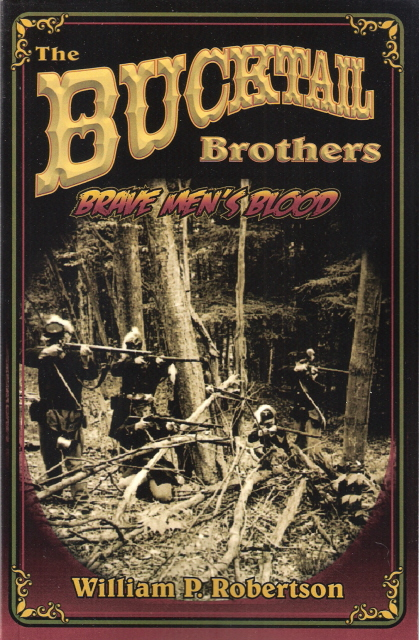 The Bucktail Brothers: Brave Men's Blood