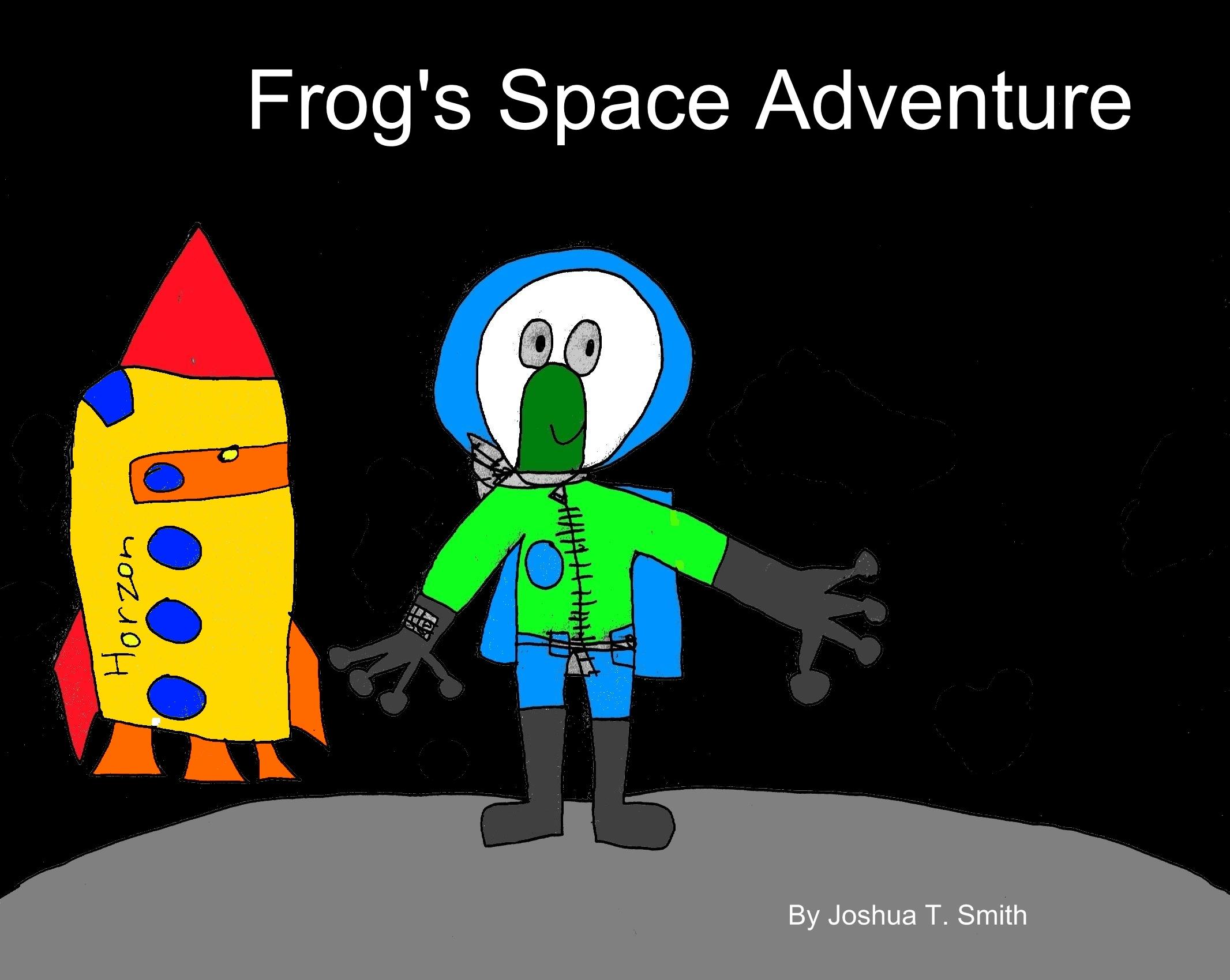 Frog's Space Adventure