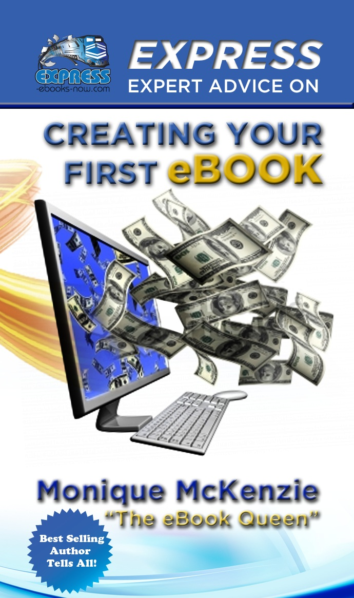 Creating Your First eBook