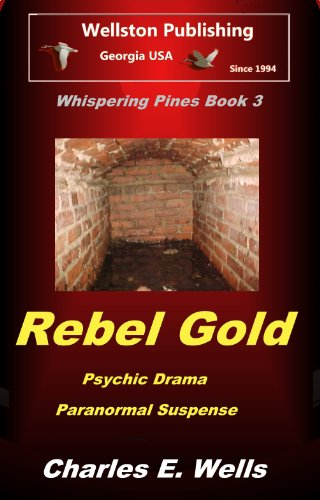 Rebel Gold (Whispering Pines Book 3)