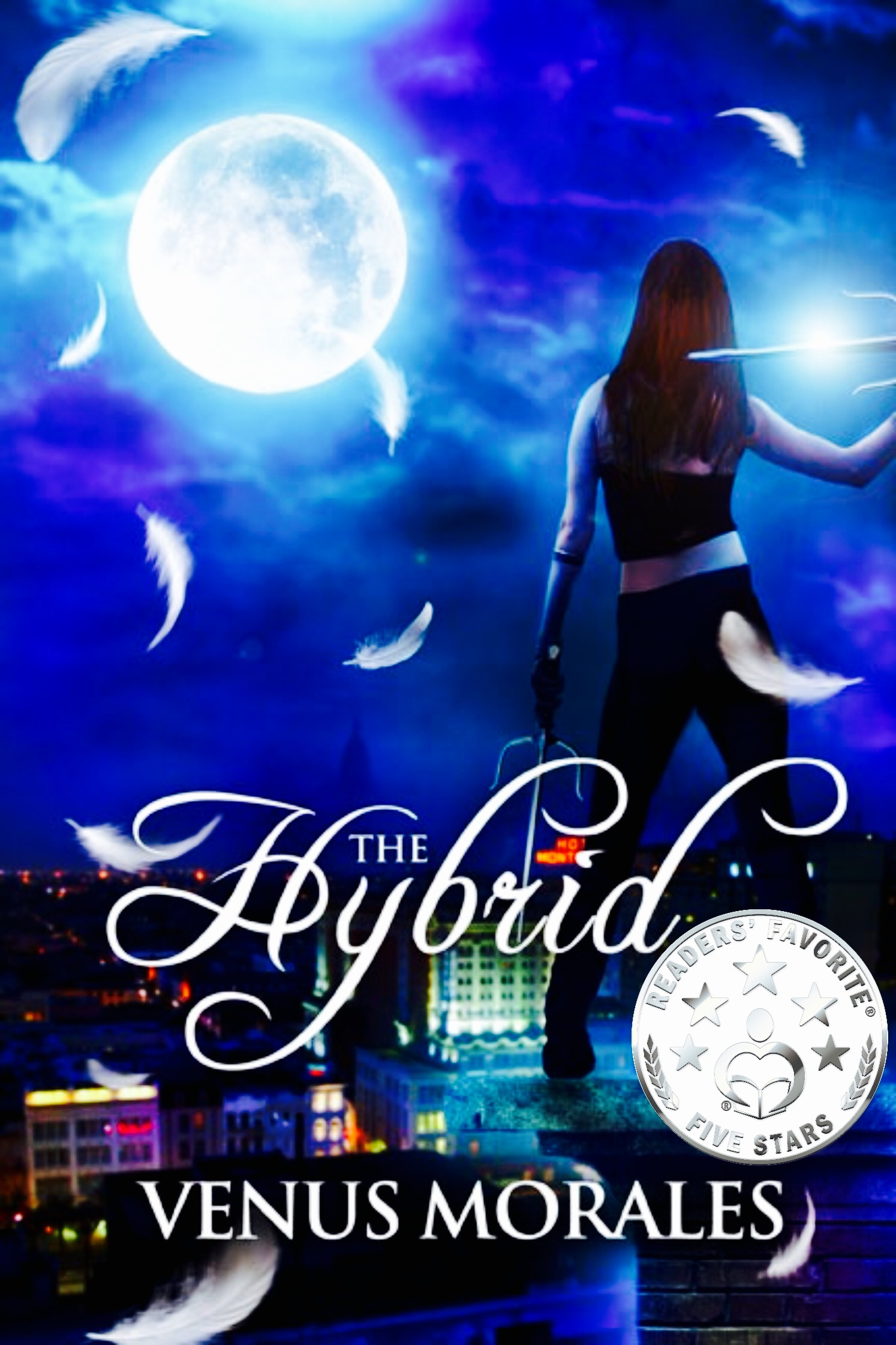 The Hybrid (The Hybrid Series Book 1)
