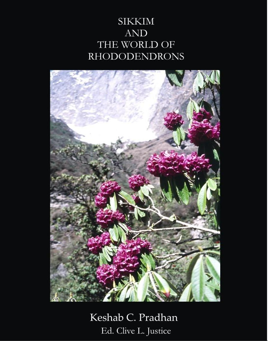 Sikkim And The World Of Rhododendrons