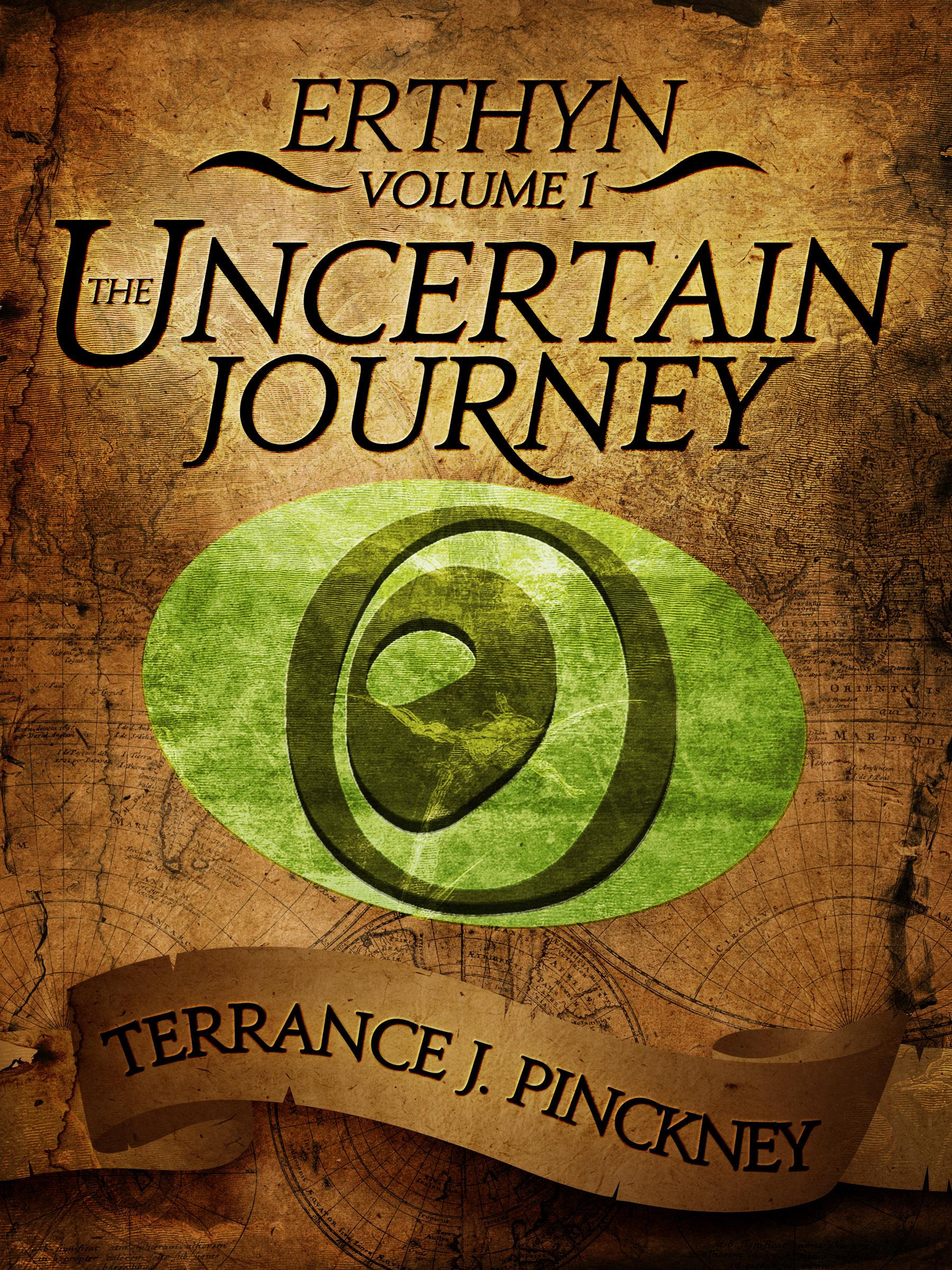 Erthyn Volume 1 The Uncertain Journey