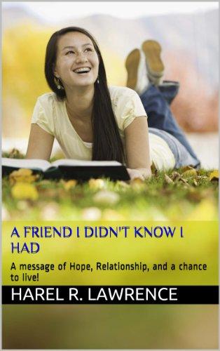 A Friend I Didn't Know I Had