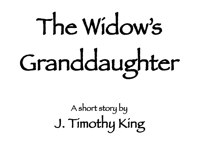 Te Widow's Granddaughter
