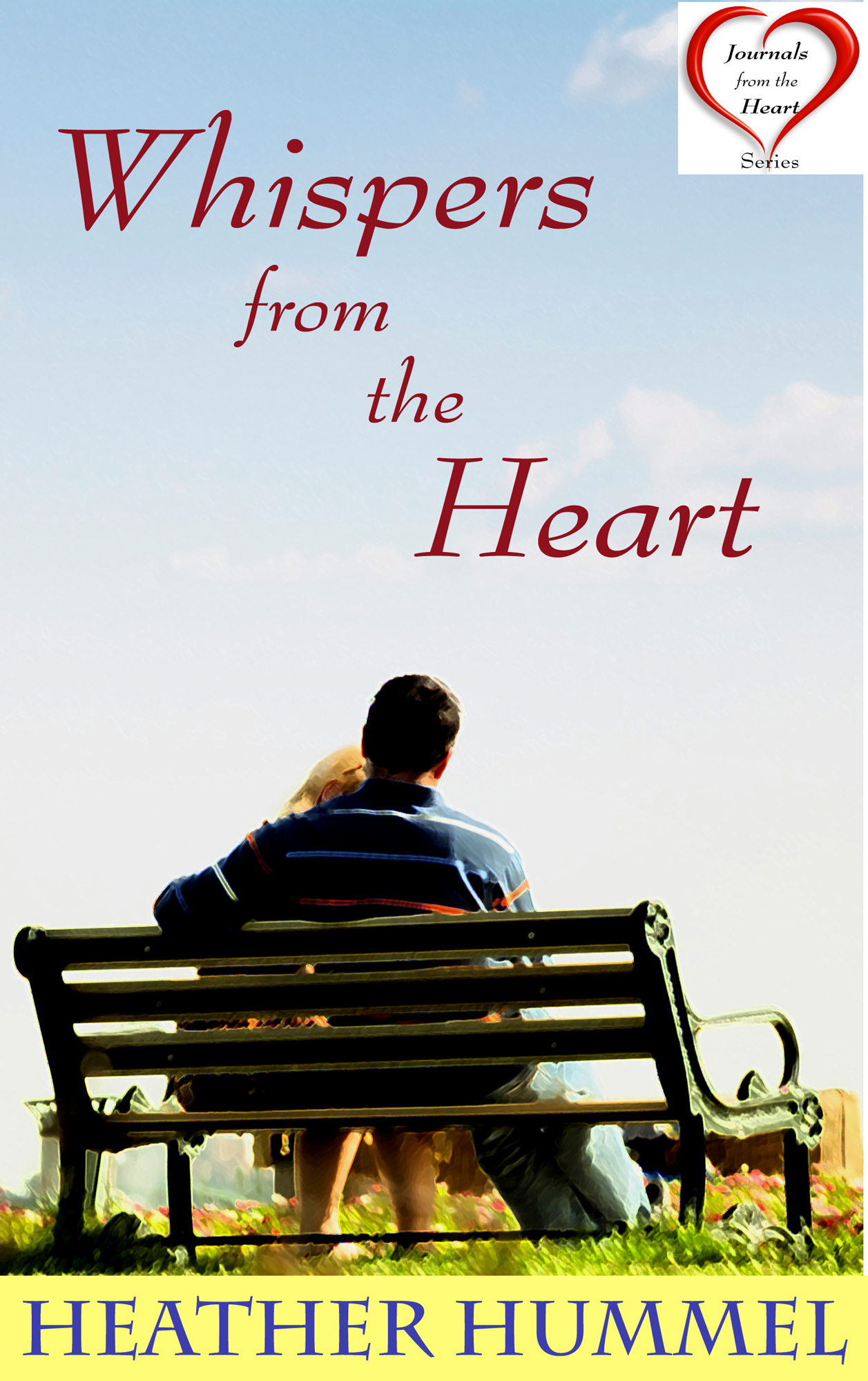 Whispers from the Heart (Journals from the Heart Series)
