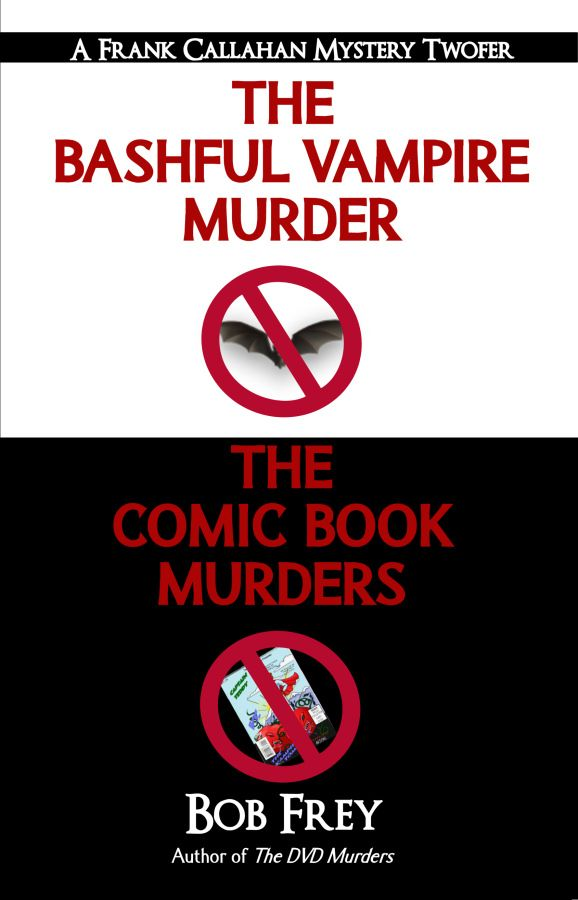 The Bashful Vampire Murder & The Comic Book Murders