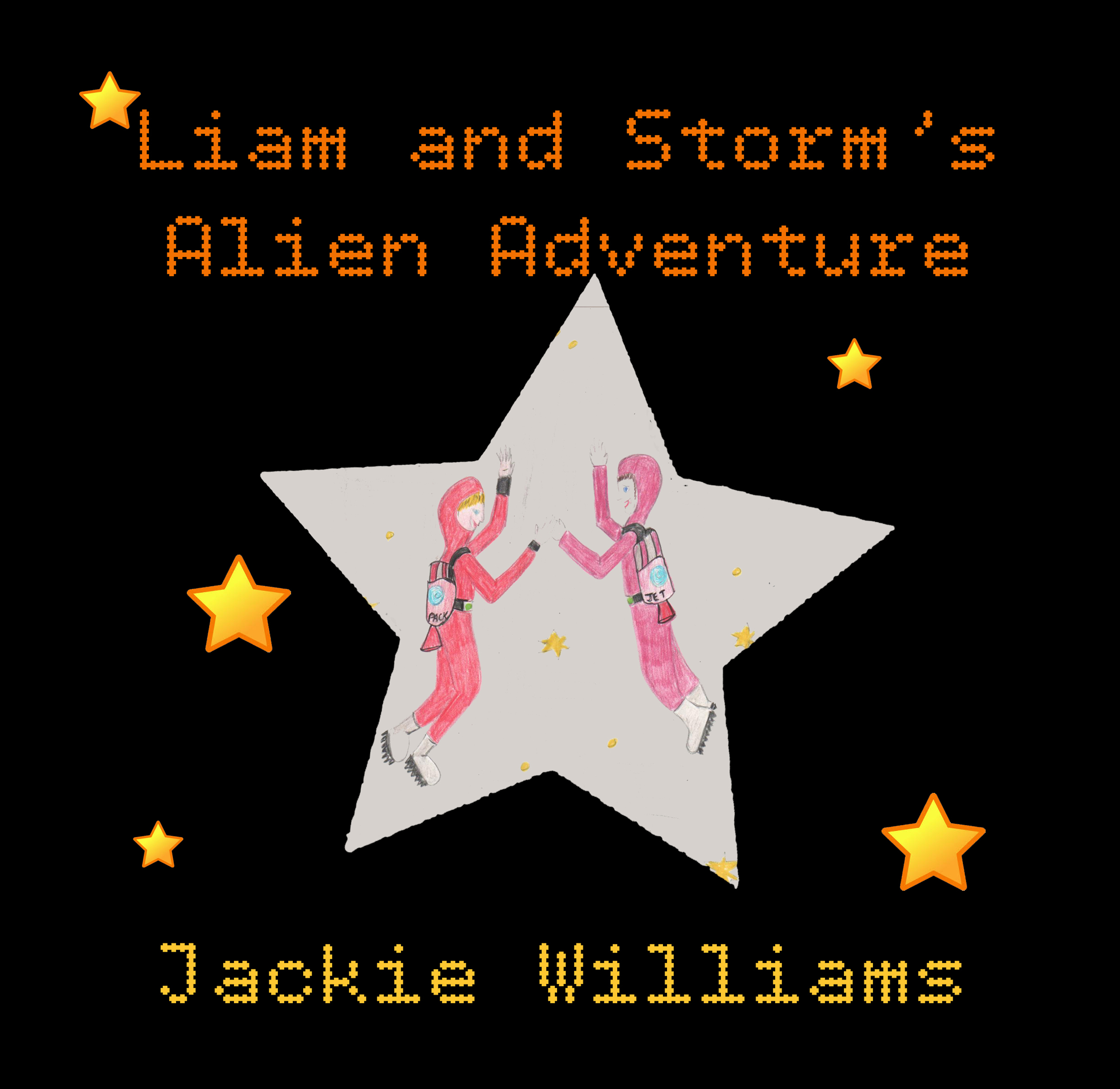 Liam and Storm's Alien Adventure
