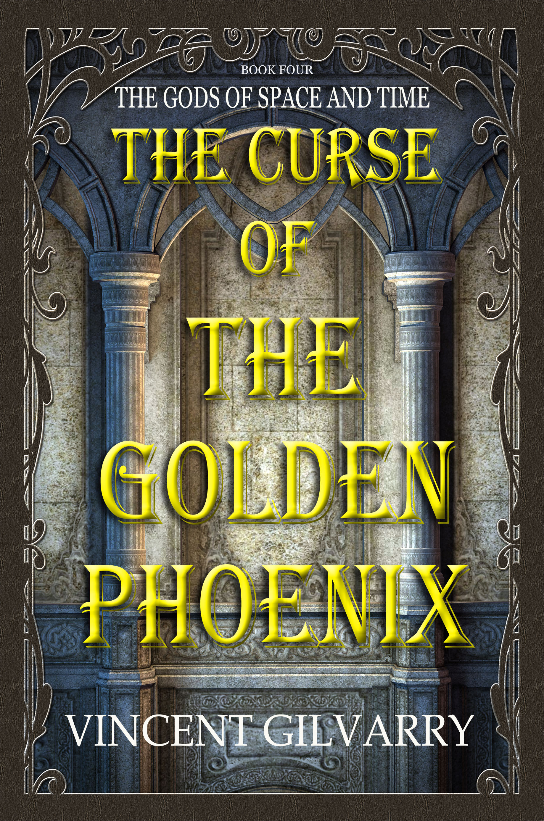 THE CURSE OF THE GOLDEN PHOENIX
