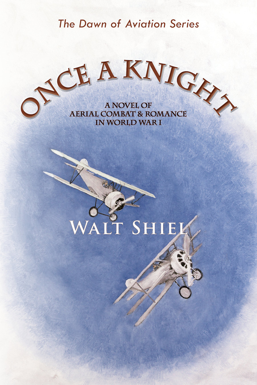 Once a Knight: A Novel of Aerial Combat and Romance in World War I