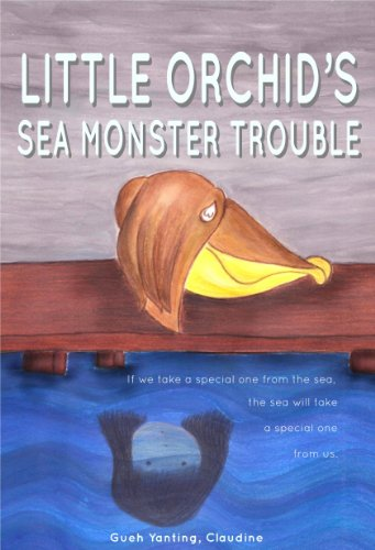 Little Orchid's Sea Monster Trouble
