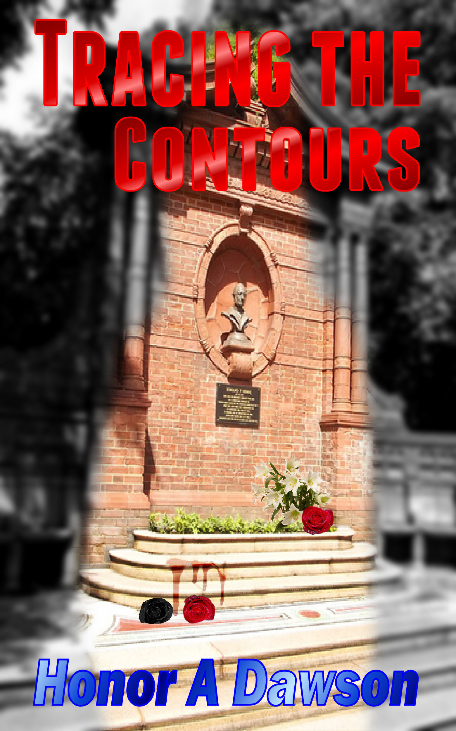 Tracing the Contours (Luke Adams Investigates)