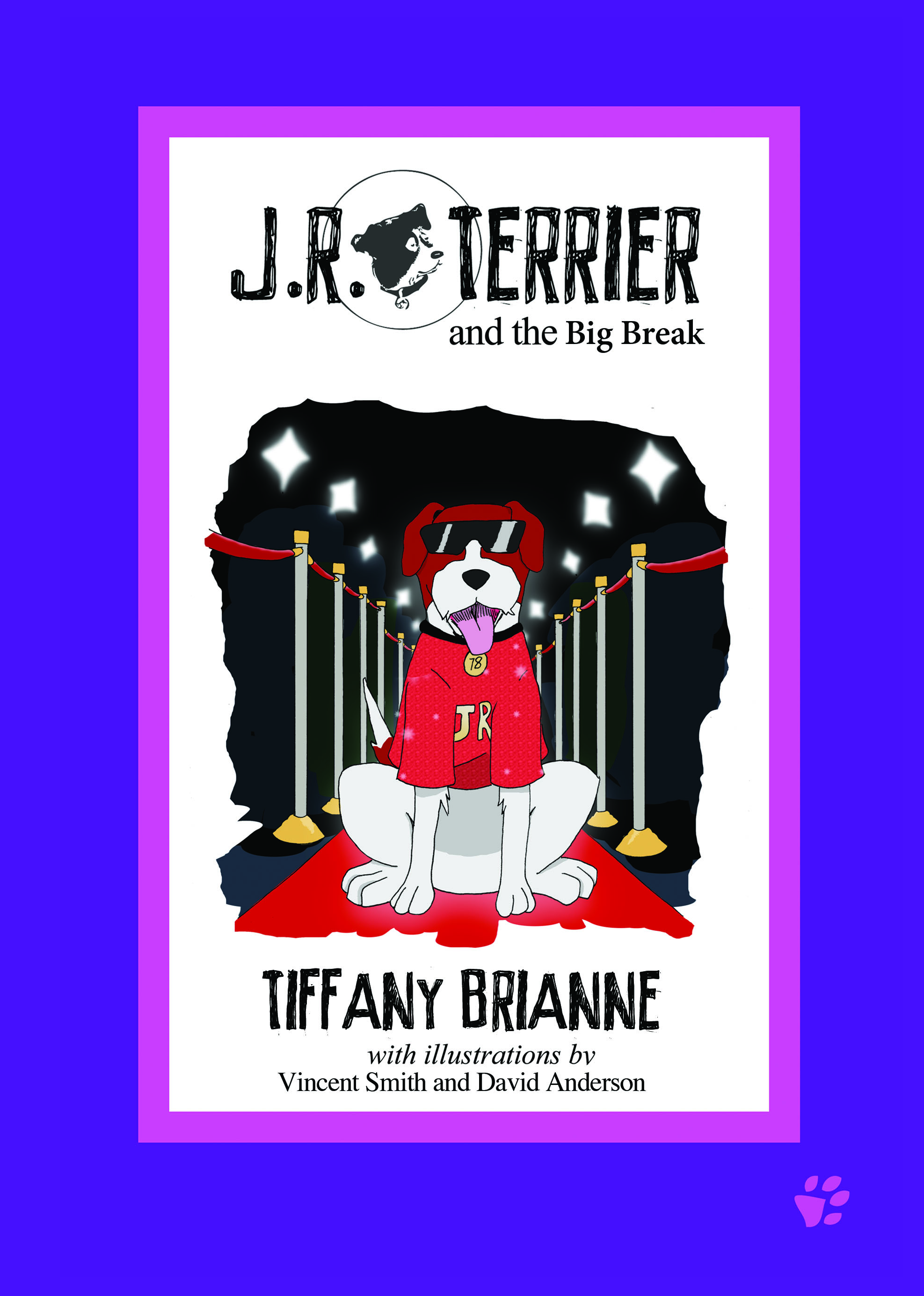 JR Terrier and the Big Break!