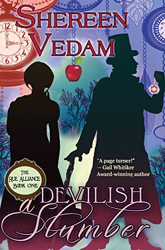 A Devilish Slumber (The Rue Alliance Book 1)