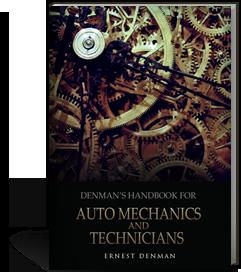 Denman's Handbook for Auto Mechanics and Technicians