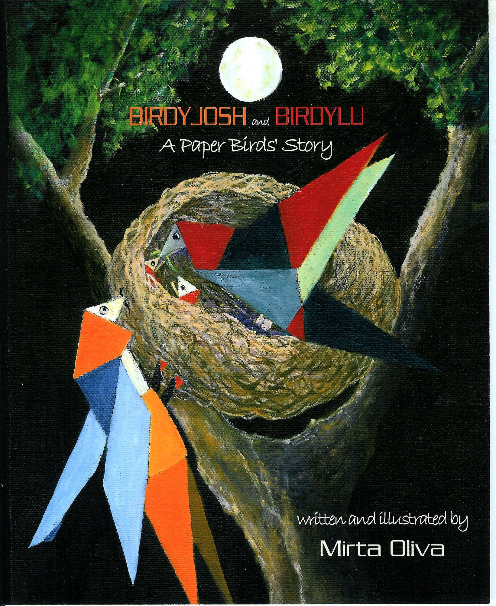BIRDYJOSH and BIRDYLU, a Paper Birds' Story