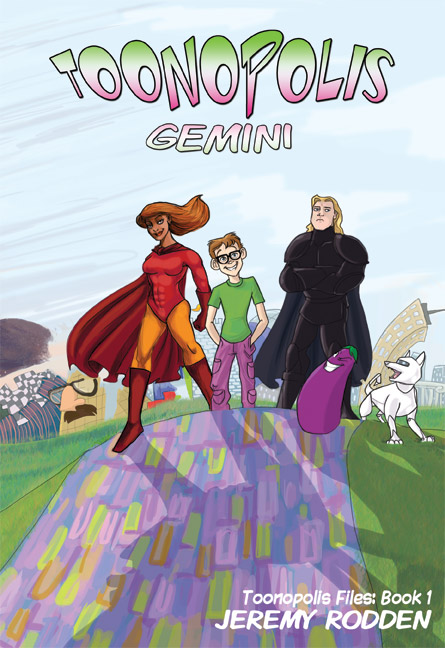 Toonopolis: Gemini