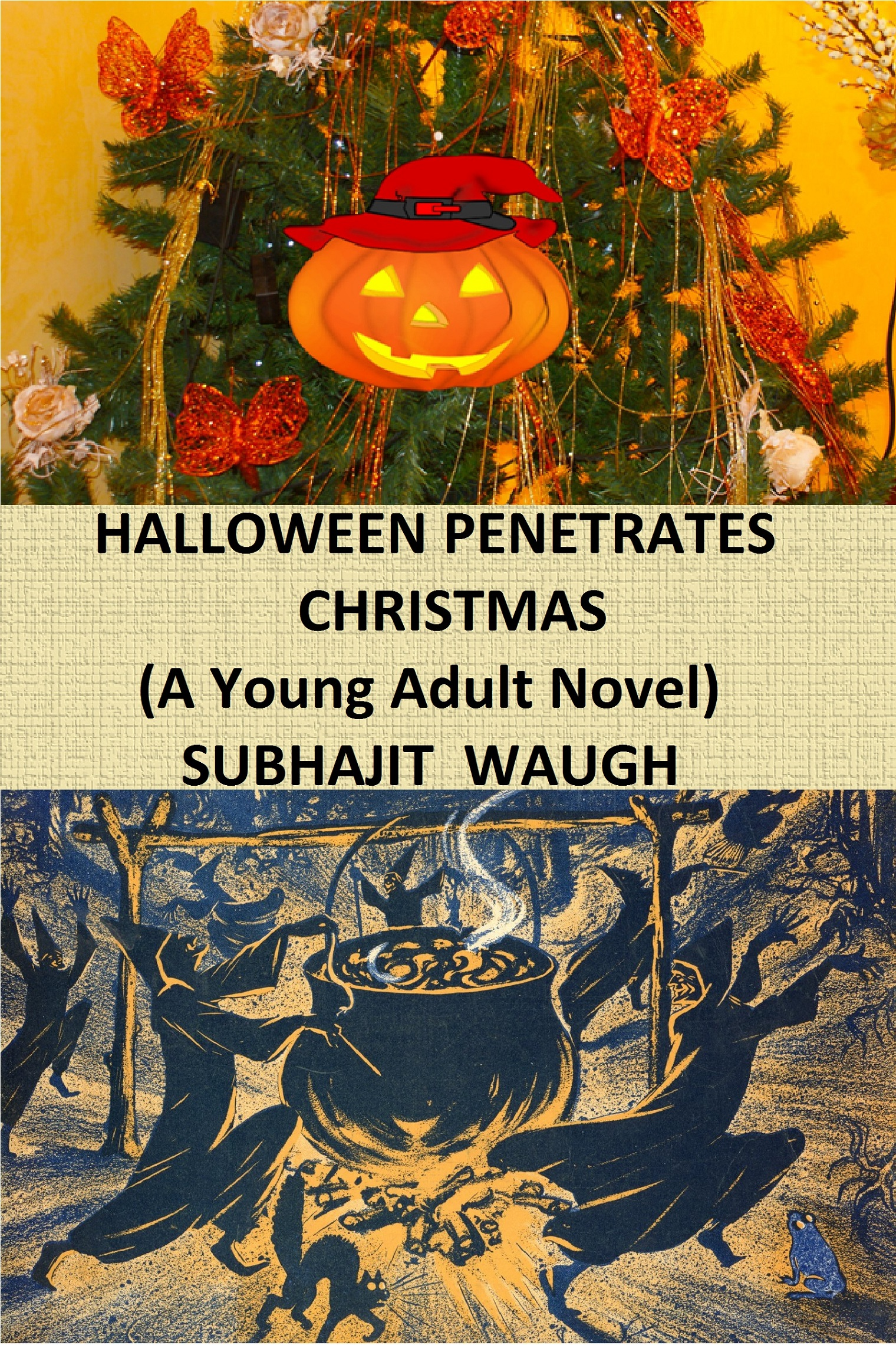 Halloween Penetrates Christmas-30 pct. sample