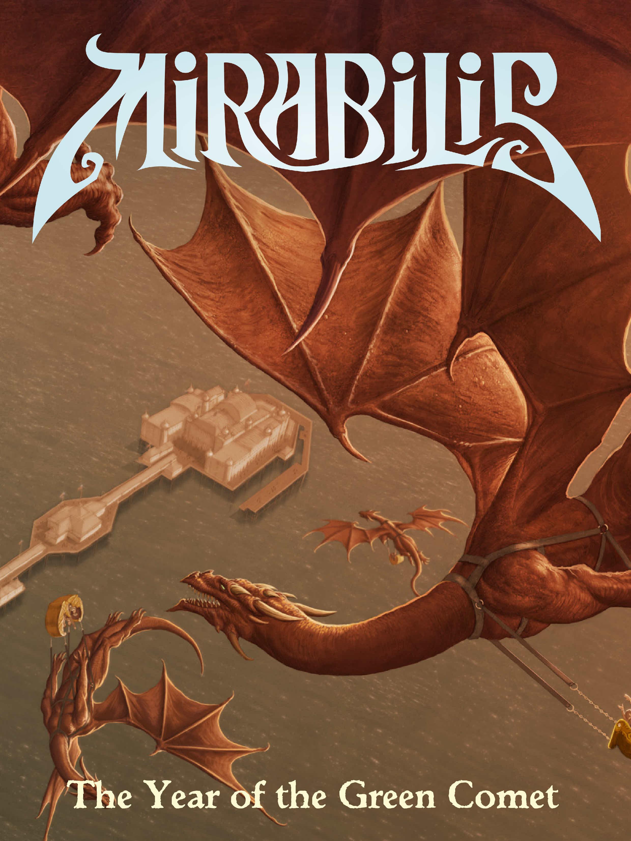 Mirabilis sourcebook