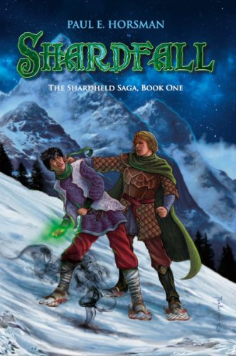 Shardfall (The Shardheld Saga) #1