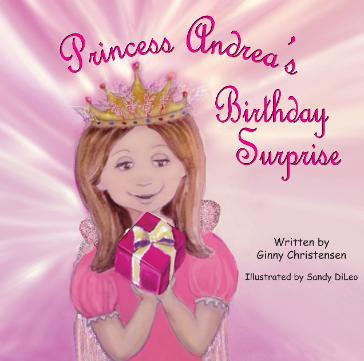 Princess Andrea's Birthday Surprise