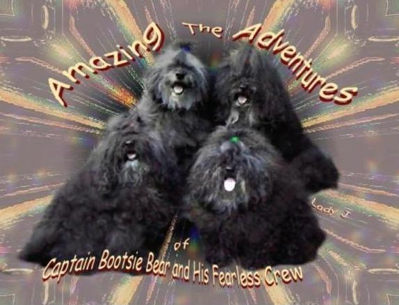 THE AMAZING ADVENTURES OF CAPTAIN BOOTSIE BEAR AND HIS FEARLESS CREW