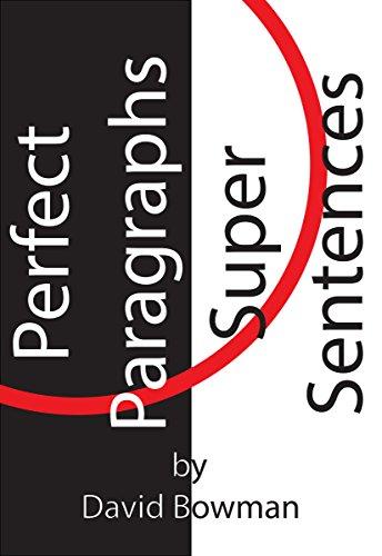 Perfect Paragraphs & Super Sentences (Essential Writing Skills)