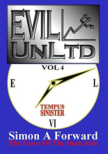 Tempus Sinister (Evil UnLtd Book 4)