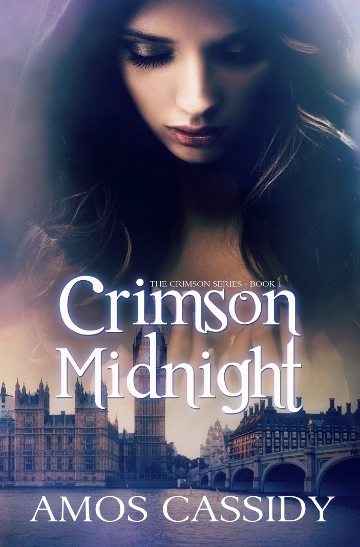 Crimson Midnight (An Urban Fantasy Romance) (The Crimson Series Book 1)