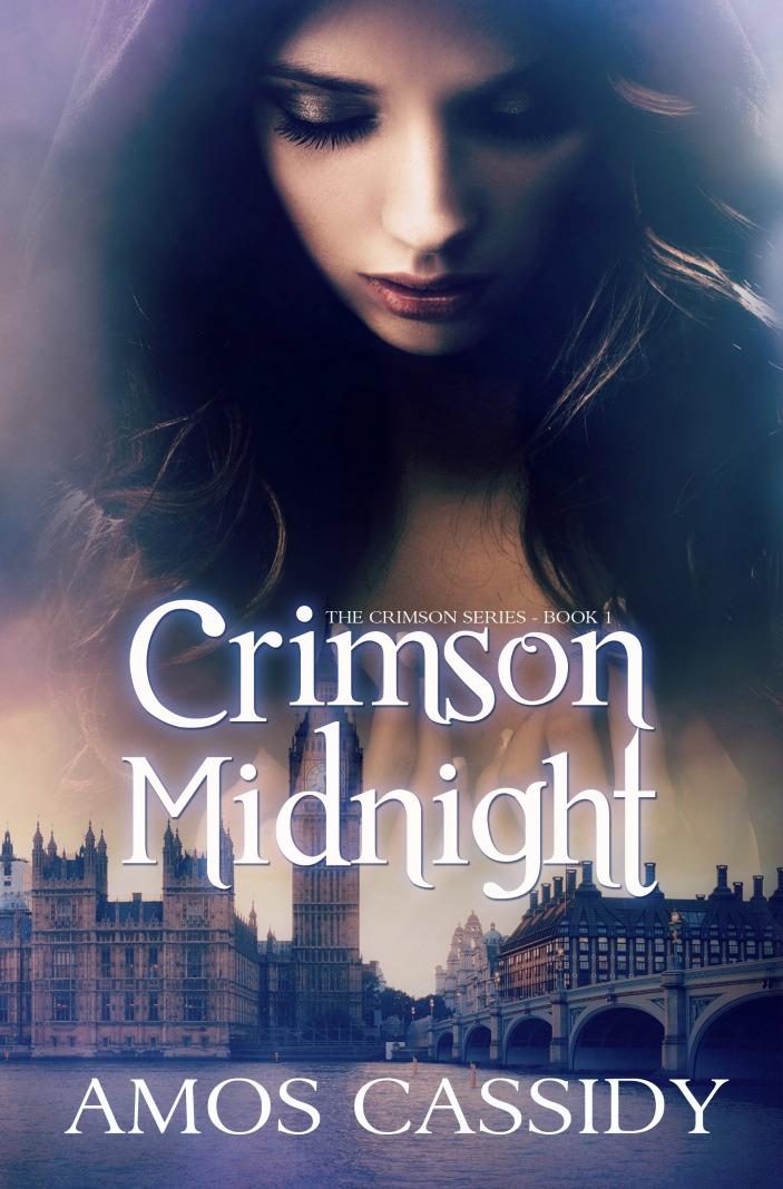 Crimson Midnight (An Urban Fantasy Romance) (The Crimson Series Book 1)