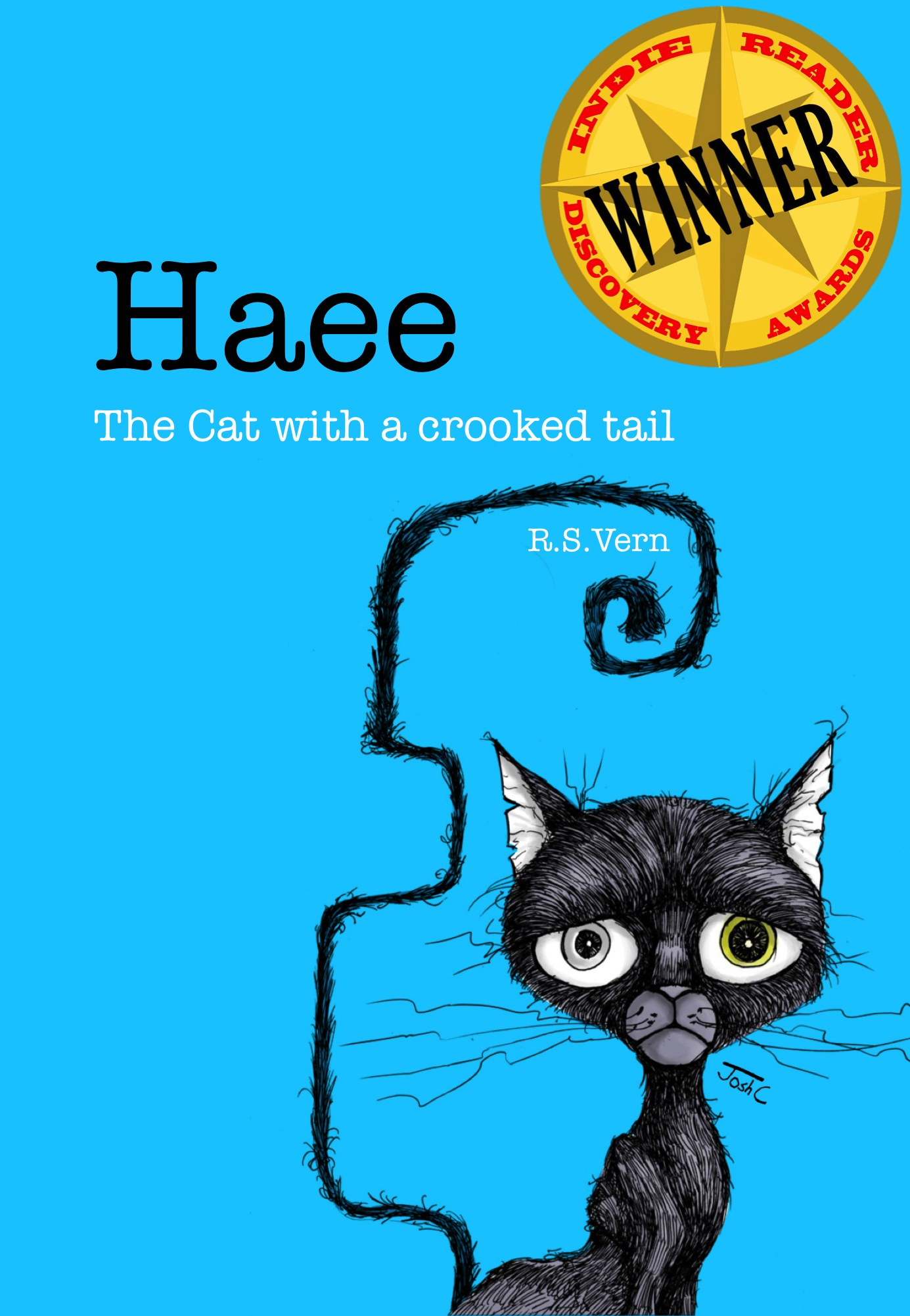 Haee The cat with a crooked tail (Haee and the other middlings, #1)