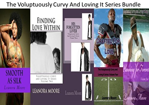 Voluptuously Curvy And Loving It Series Bundle: Volumes One To Five