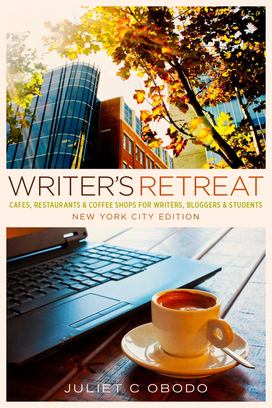 Writer's Retreat New York-Best Cafes for Writers,Bloggers & Students