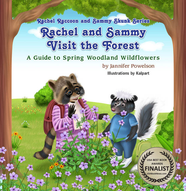Rachel and Sammy Visit the Forest