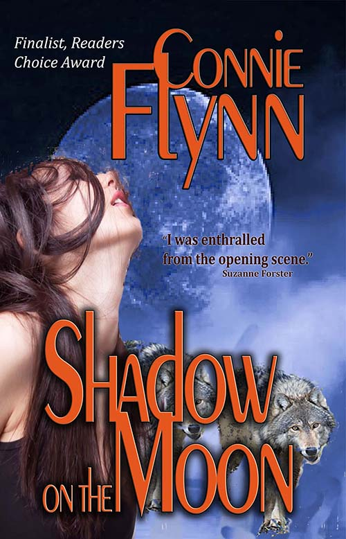 Shadow on the Moon (The Werewolf Series #1)