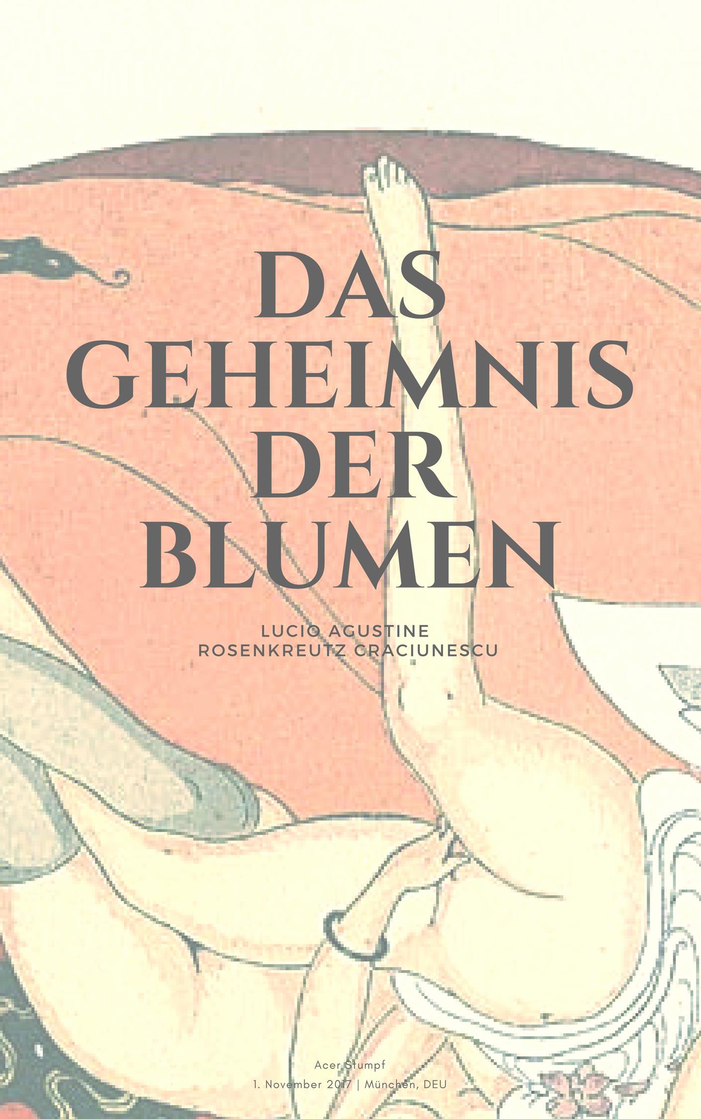 Das geheimnis der blumen (DEU) Die blumen von februar