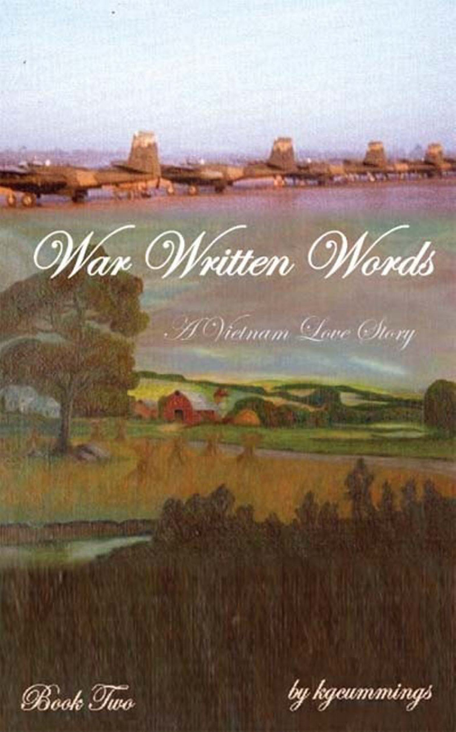 War Written Words:Book 2
