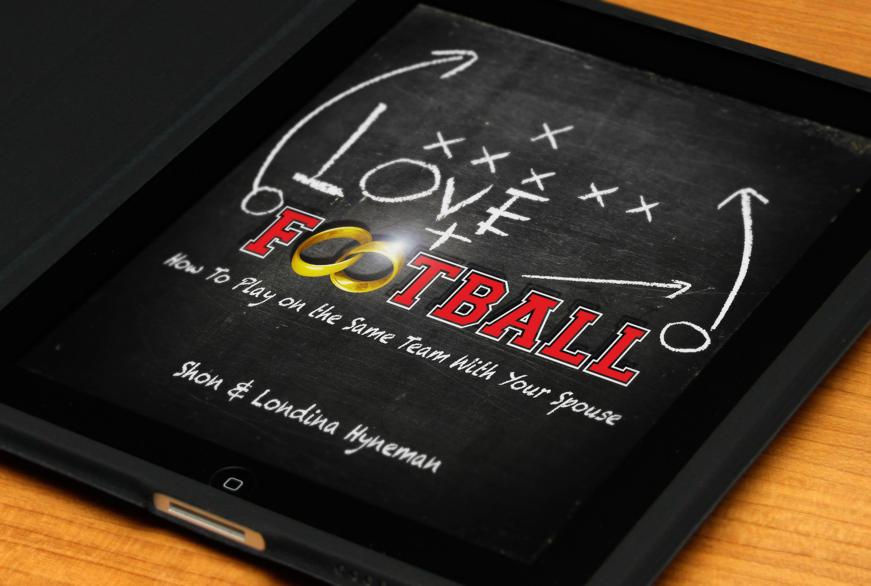 Love and Football: How to Play on the Same Team With Your Spouse