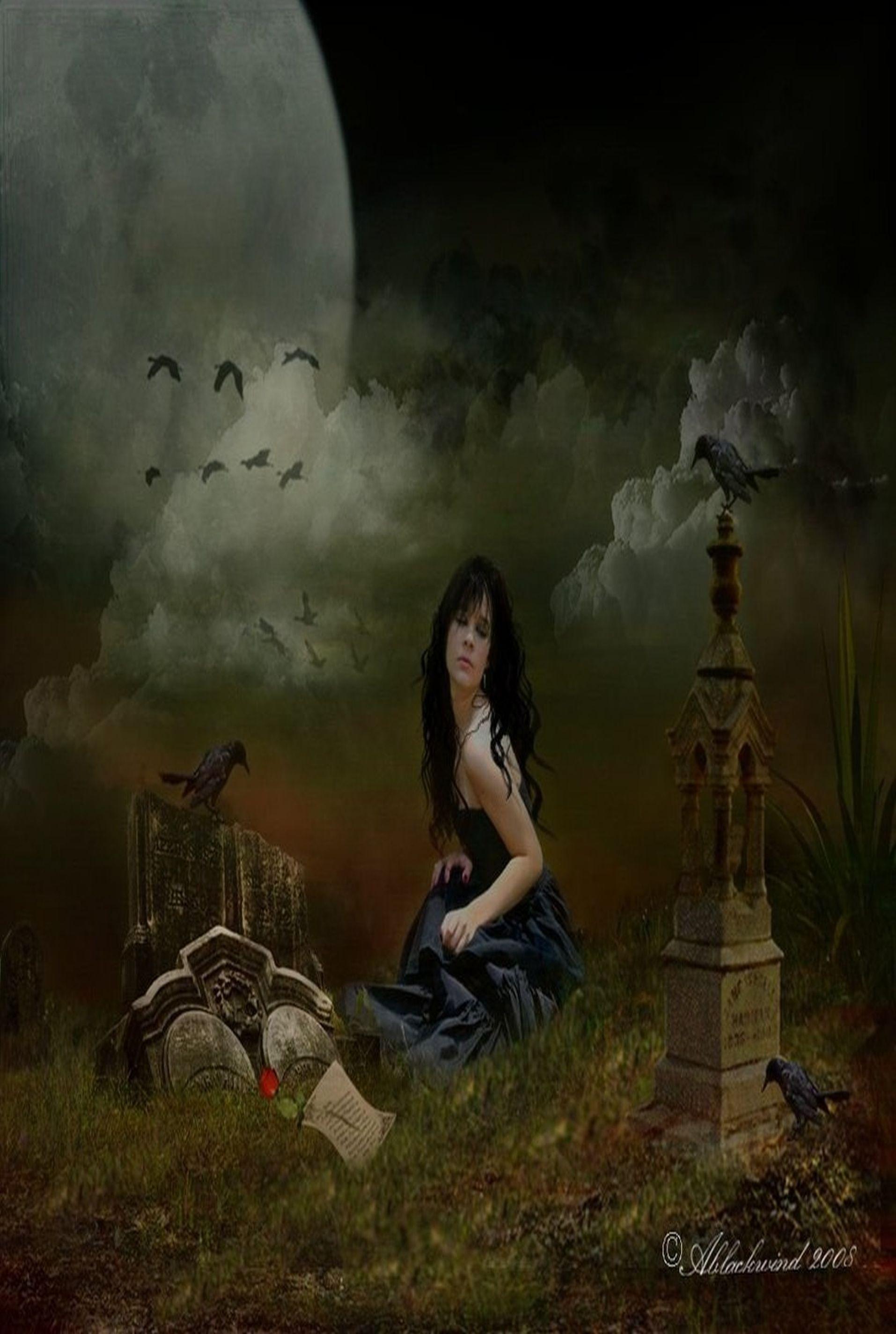 Hardcover - The Dark Goddess
