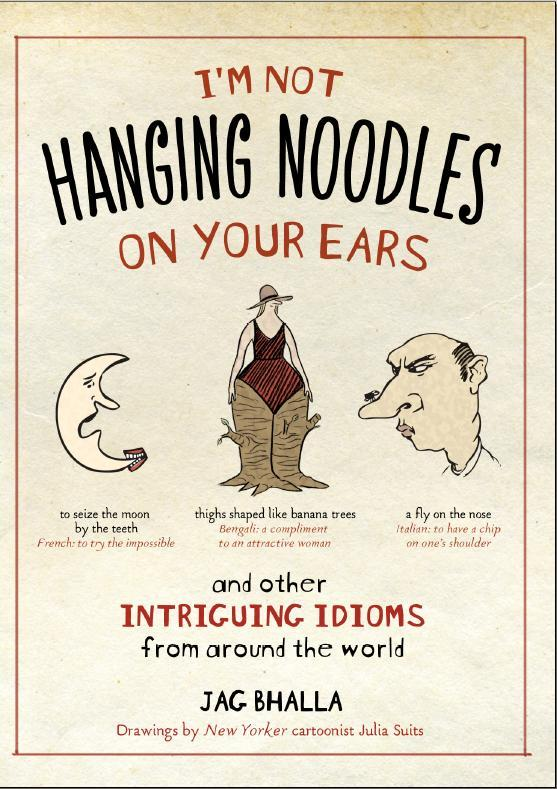 I'm Not Hanging Noodles on Your Ears